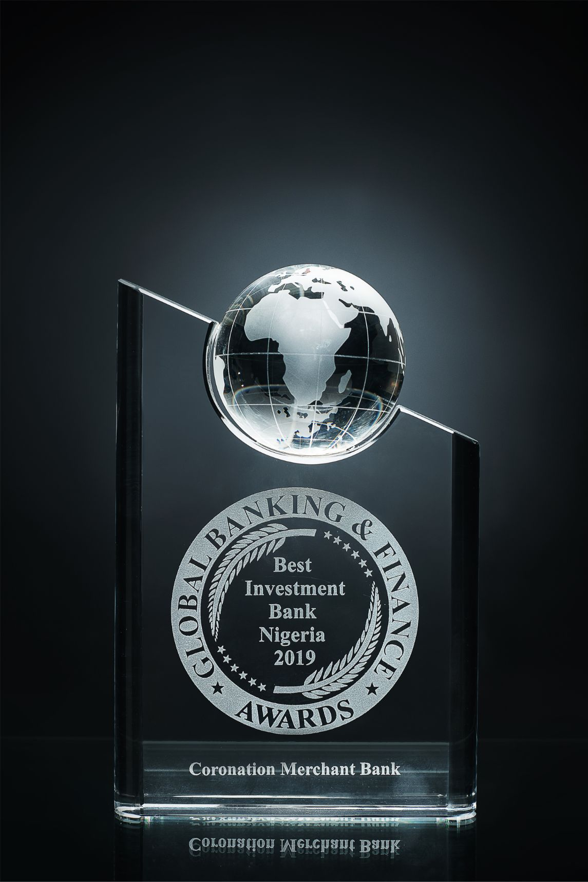 Coronation Merchant Bank Awards - Investment Bank of the Year