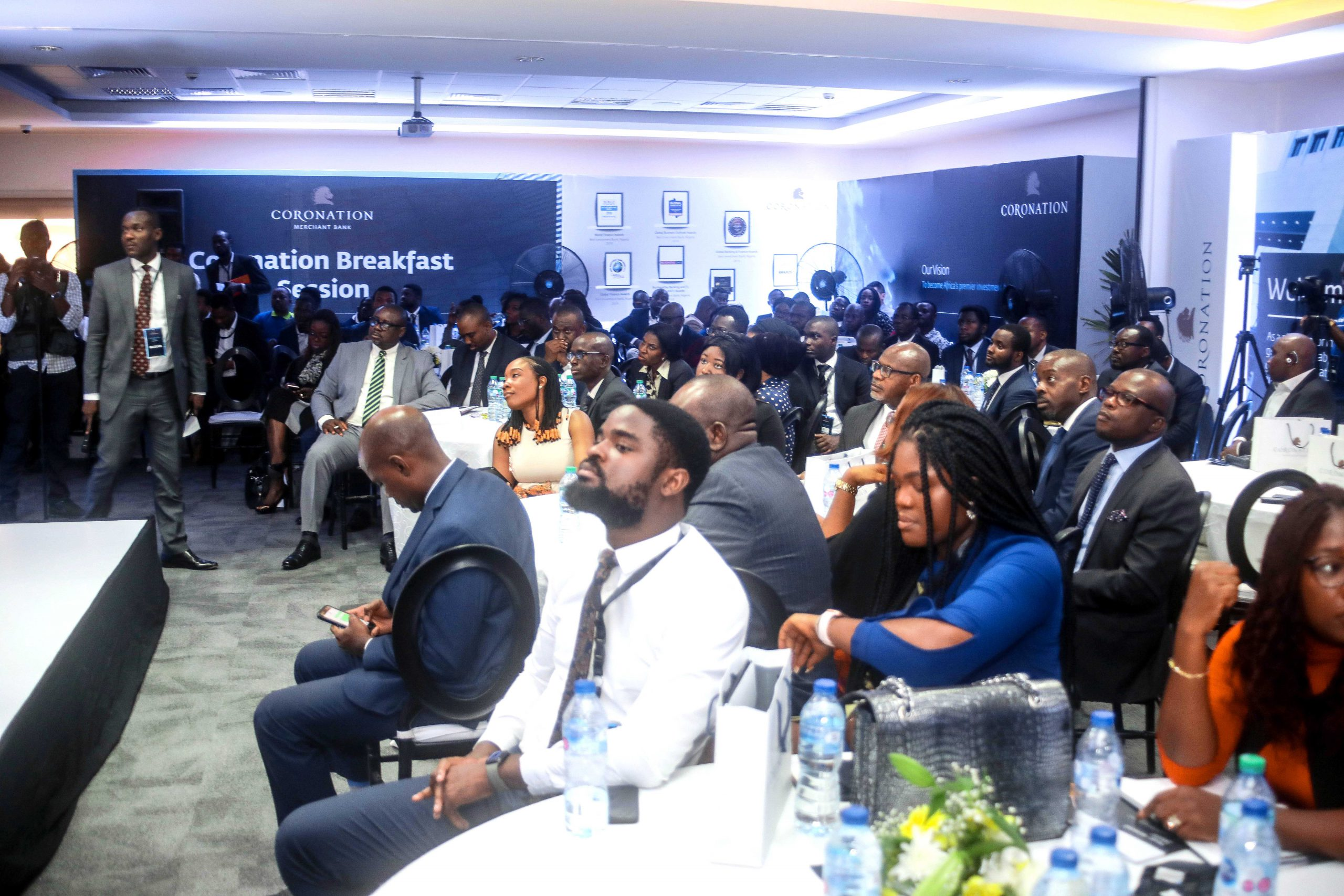 Coronation Merchant Bank Breakfast Session